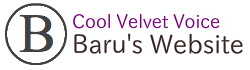 Cool Velvet Voice Baru's Website